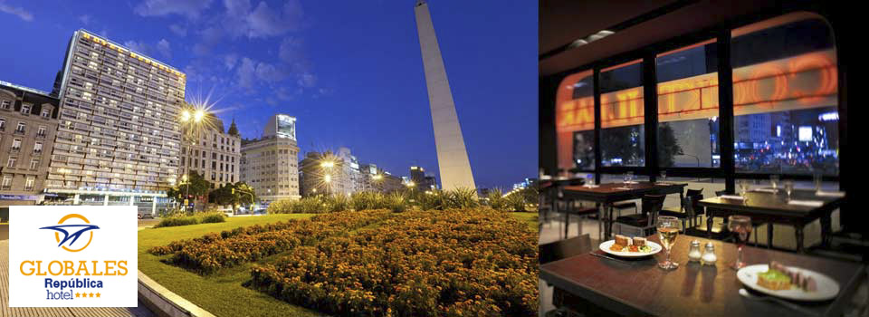 Hoteles Globales Republica Wellness & Spa - Buenos Aires - Argentina