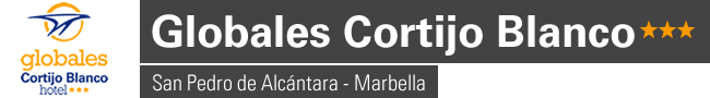 logo Hotel Globales Cortijo Blanco